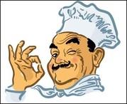 Повар и помощник повара столовой